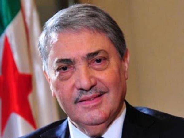 المعارض الجزائري بن فليس يعتزم الترشح للرئاسة