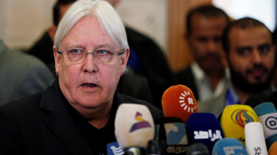 المبعوث الأممي الجديد إلى اليمن البريطاني مارتن غريفيث 3