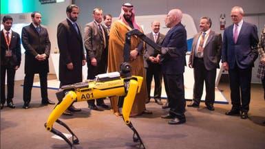 بالصور.. شاهد ماذا فعل الأمير محمد بن سلمان في بوسطن