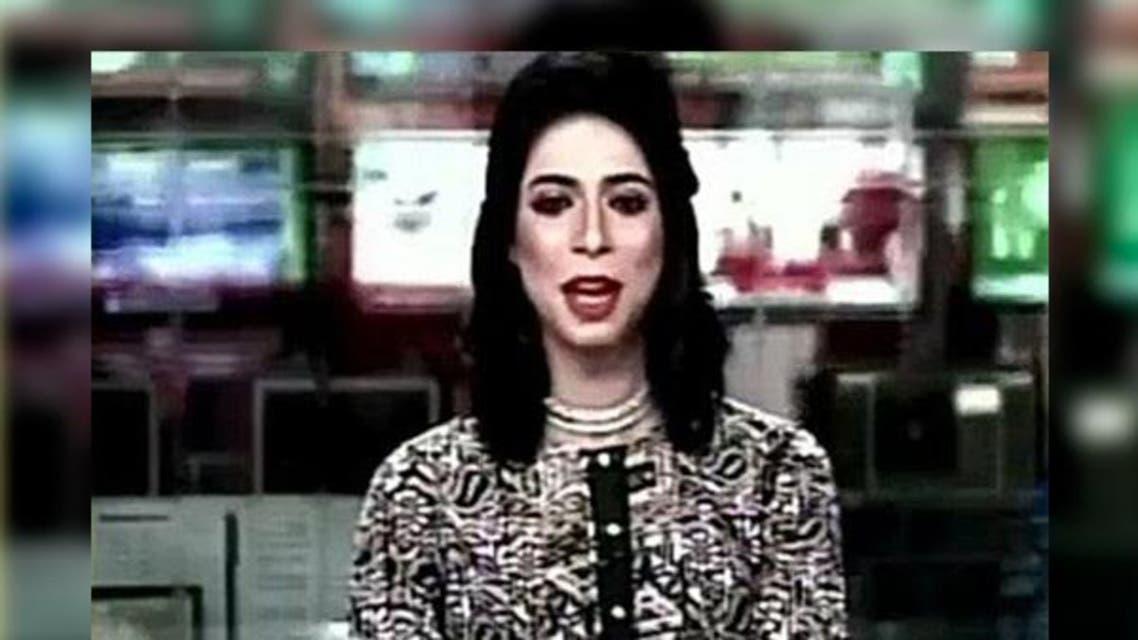 Maavia malik first pakistani shemale news caster