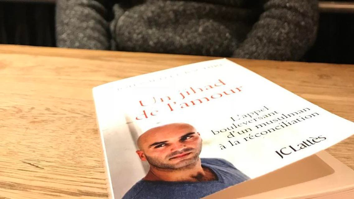 Belgian-Moroccan author pens 'Jihad for Love' book as 'response to terrorists'
