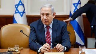 نتنياهو يطالب عباس بضرورة تدخل الأمن الفلسطيني