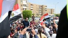 بالصور.. كيف شارك فنانو مصر بالانتخابات الرئاسية؟