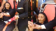 عمرها 101 عام واتصلت بالشرطة لتصوت بانتخابات مصر