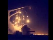 گزارشگر العربیه: رهگیری دو فروند موشک در آسمان ریاض پایتخت سعودی