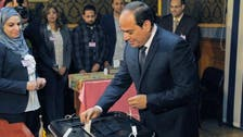 Sisi leads polls while Egypt awaits election turnout