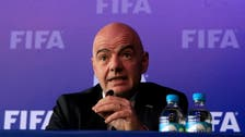 FIFA's Infantino: Qatar cannot host 48 teams on its own in 2022