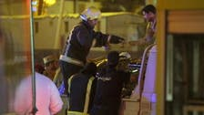 وفاة مصري وجرح اثنين جراء شظايا صاروخ الحوثي على الرياض