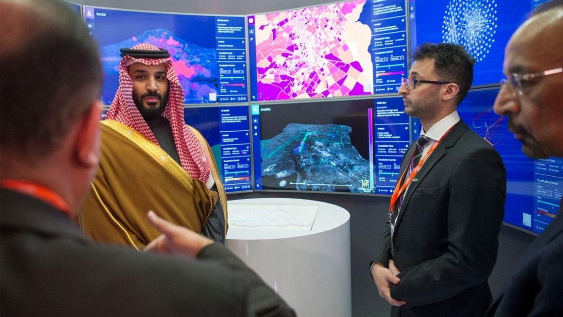 Technology research deals signed during Saudi Crown Prince visit to Boston