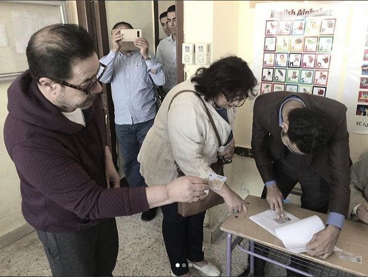 مدحت صالح ووزيرة الثقافة
