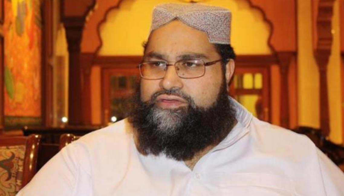 رئيس مجلس علماء باكستان الشيخ طاهر محمود الأشرفي