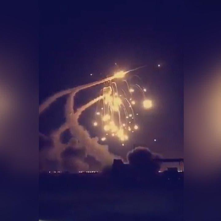 الكويت وحكومة اليمن تدينان الهجوم الصاروخي الحوثي على السعودية