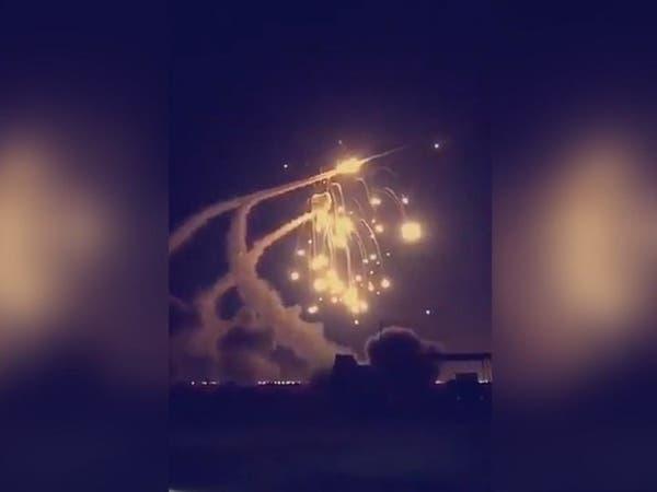 مراسل 亚博yaboApp官网: اعتراض صاروخين في سماء الرياض
