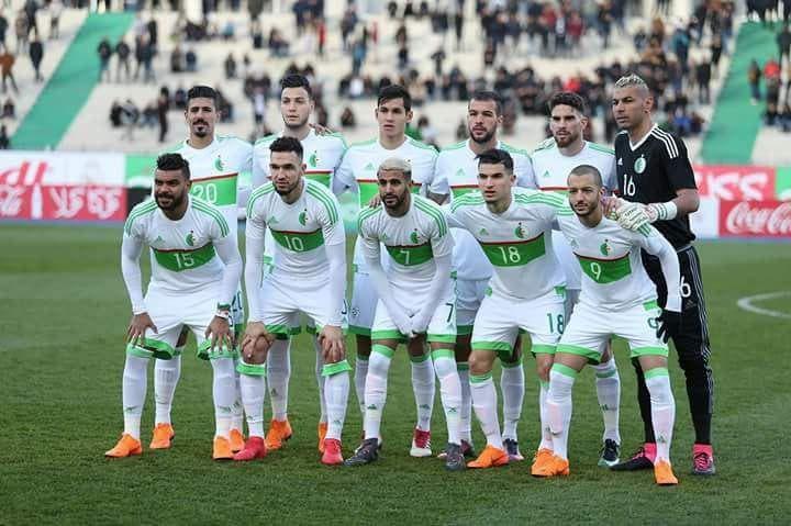 تیم الجزایر