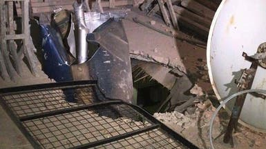 """فيديو لـ""""العربية"""" يكشف كيف قتل عبدالمطلب بصاروخ الحوثي"""