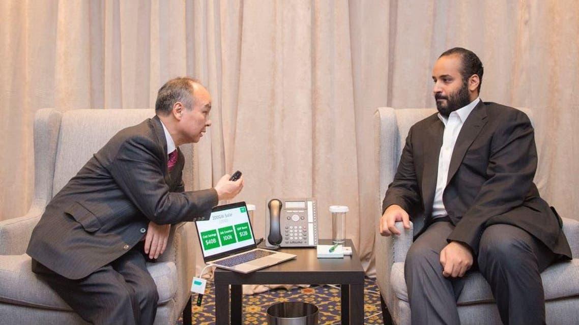 Saudi Crown Prince meets number American CEOs in New York