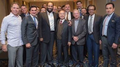 محمد بن سلمان يلتقي عدداً من رؤساء كبرى الشركات بأميركا