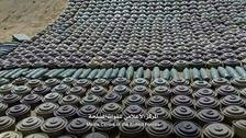 الحدیدہ : حوثیوں کی نصب کردہ بارودی سرنگیں تباہ ، باغیوں کی شہریوں پر گولہ باری