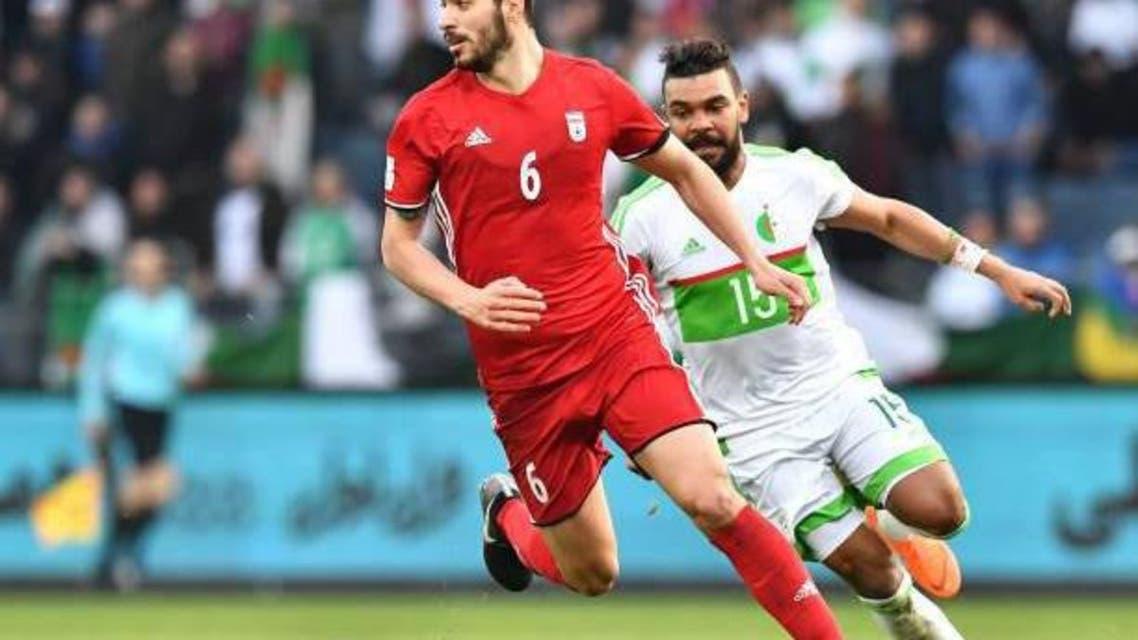 ایران الجزایر