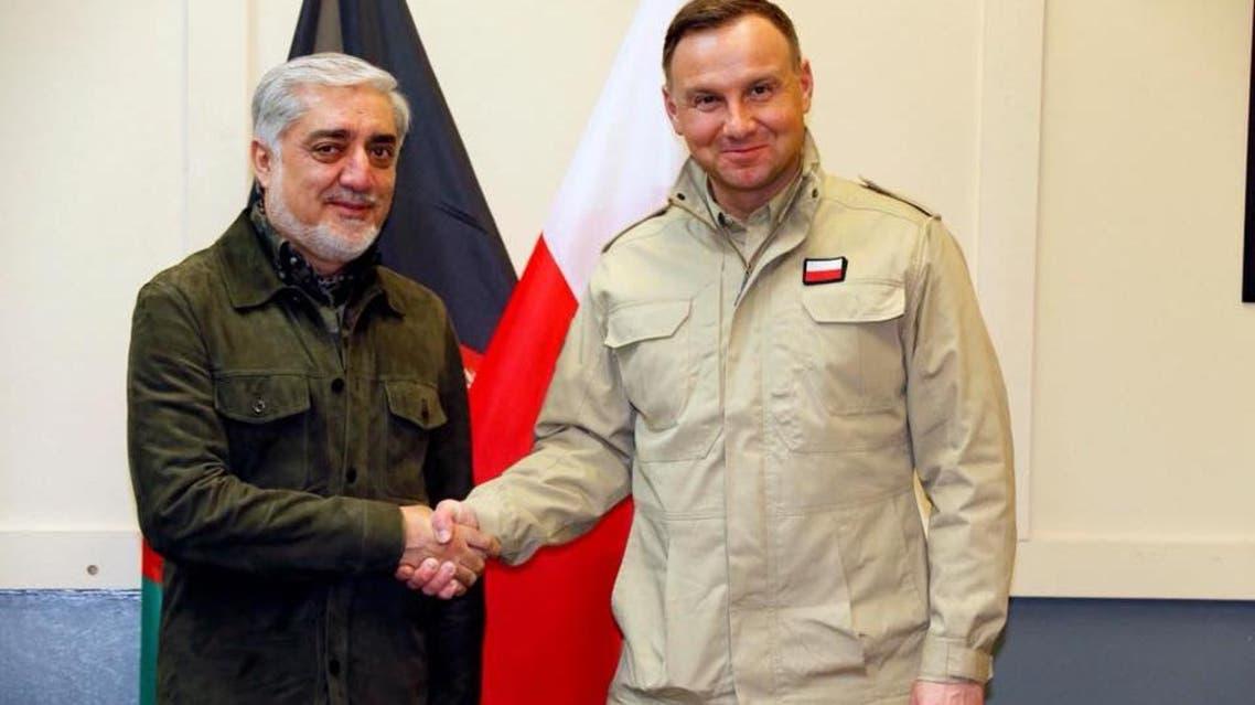 رییس جمهوری پولند وارد کابل شد؛ از افزایش سربازانش در افغانستان خبر داد