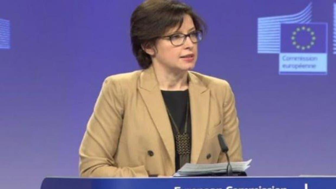 المتحدثة باسم الاتحاد الأوروبي للشؤون الخارجية وسياسة الأمن، كاثرين راي