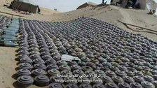 Yemen forces remove 2,000 mines, explosive devices in al-Jawf