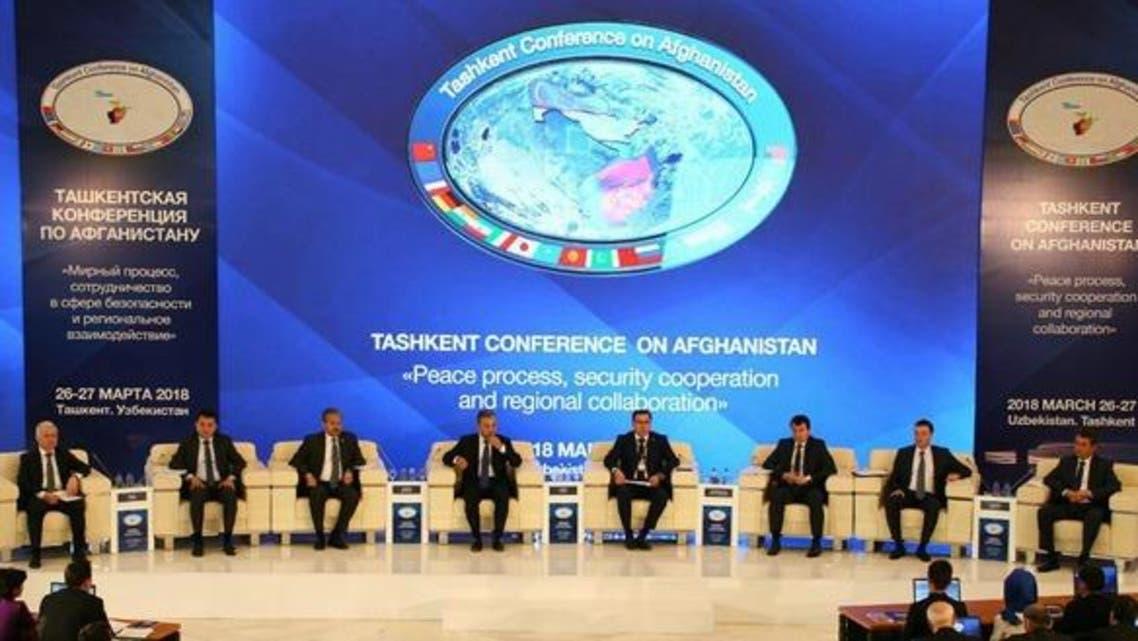 نشست تاشکند افغانستان