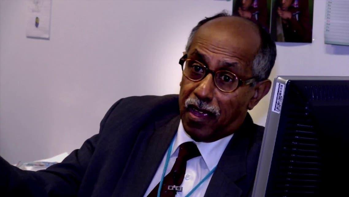 مدير منظمة القرن الإفريقي عبد القادر حمدان