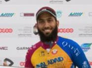 فيديو.. مدرج بقائمة قطر للإرهاب يشارك بماراثون رياضي