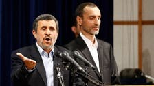 Iran's Ahmadinejad says ally on hunger strike since 'unjust' arrest