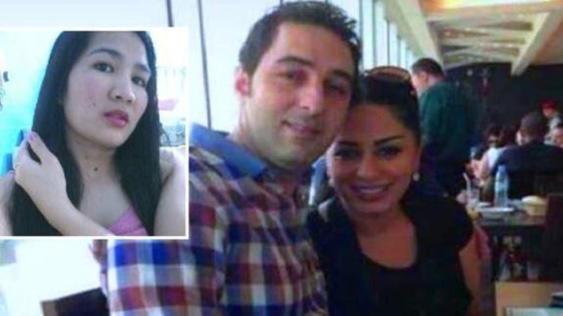 المشتبه به بقتل الفلبينية وزوجته