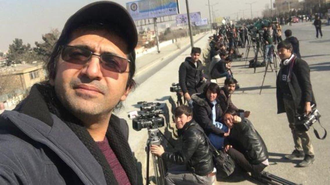 صحفي أفغانستان