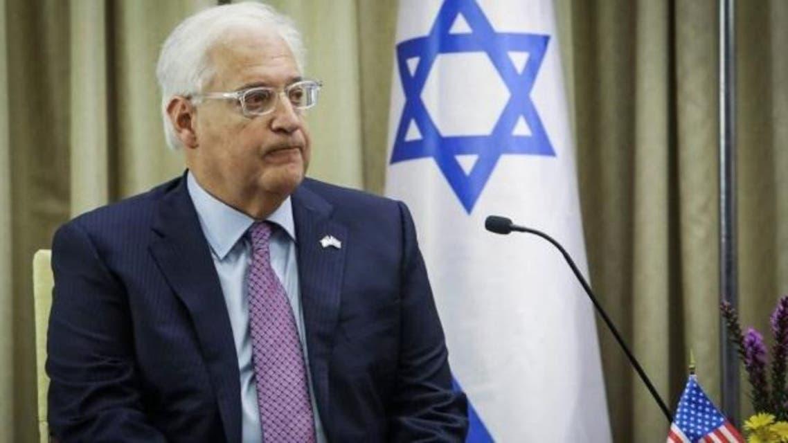 السفير الأميركي لدى إسرائيل