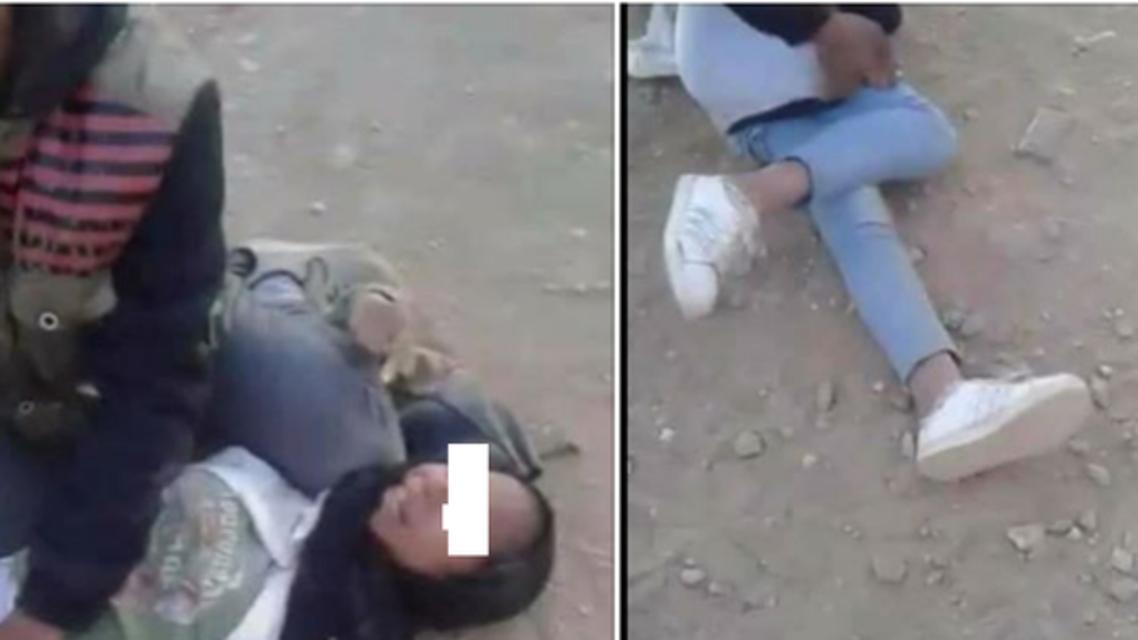 اغتصاب فتاة مغربية