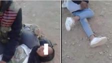 مراکشی لڑکی پر حملہ کرنے والا عدالت میں پیش ، زیادتی کی وڈیو بنانے والا گرفتار