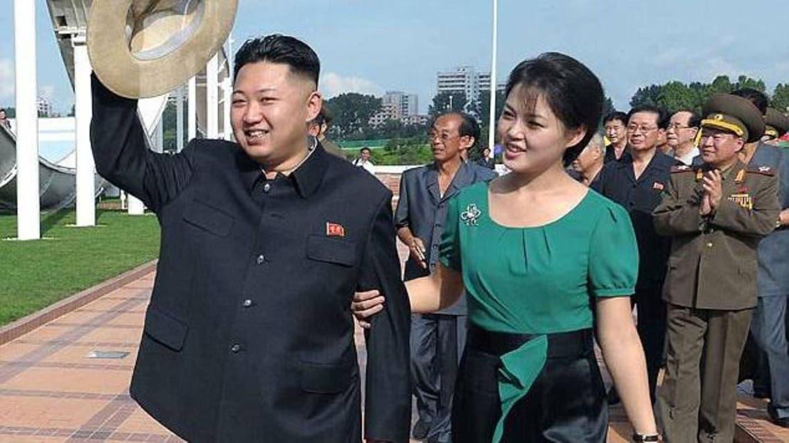 زوجة زعيم كوريا الشمالية 7