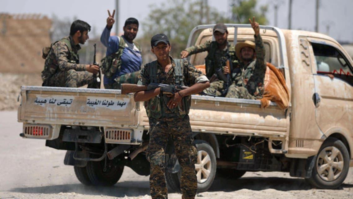 سوريا الديمقراطية: لم نُبلَّغ بأي خطة أميركية للانسحاب