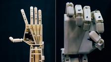 بشرى للصُم.. ذراع روبوتية 3D تترجم للغة الإشارة