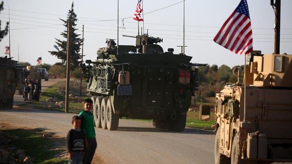 جنود أميركيون في شمال سوريا