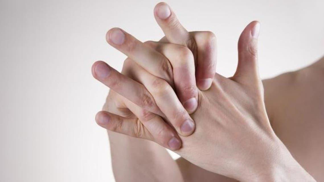 طقطقة الأصابع