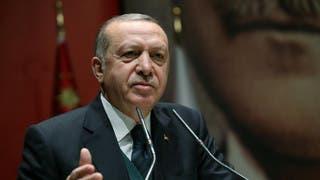 أردوغان يناقش خطوات للسلام بسوريا مع بوتين وترمب