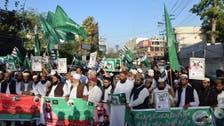 مساجد باكستان تستنفر ضد الحوثيين وتدخلات إيران