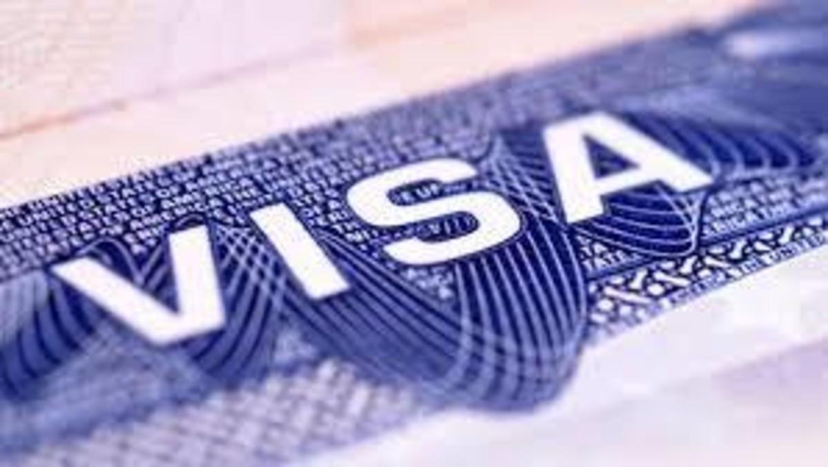 تأشيرة أميركا