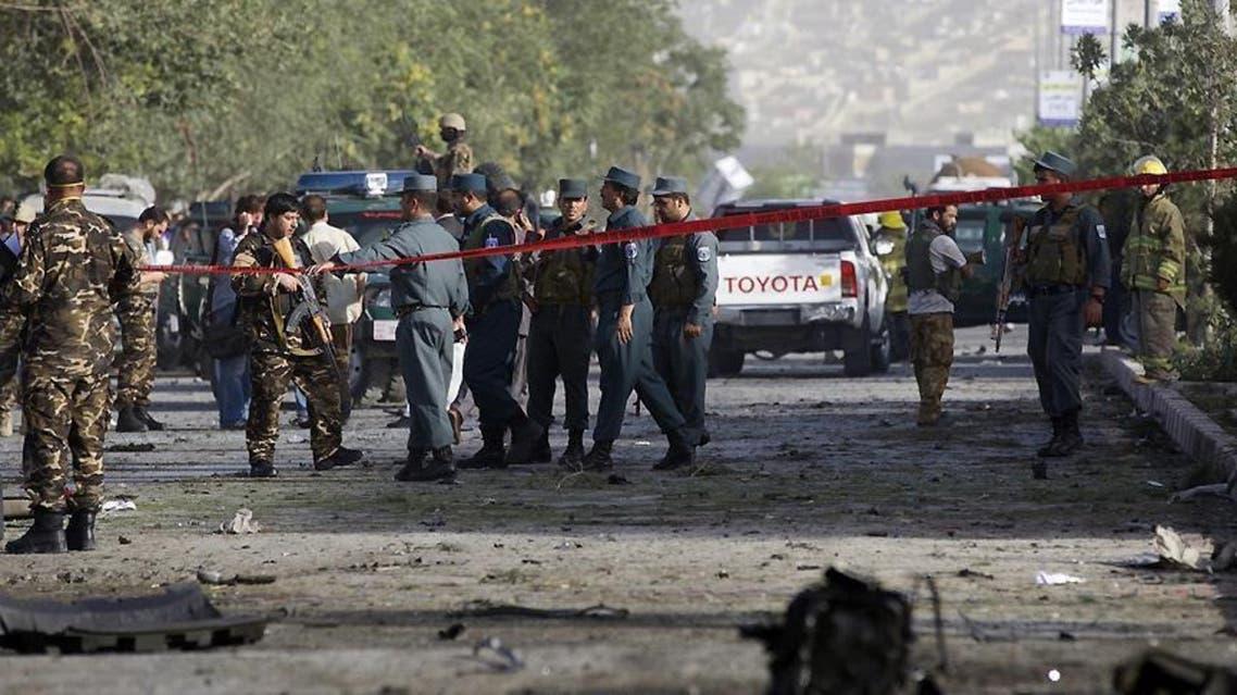 انفجار در قندهار از ارتش افغان قربانی گرفت