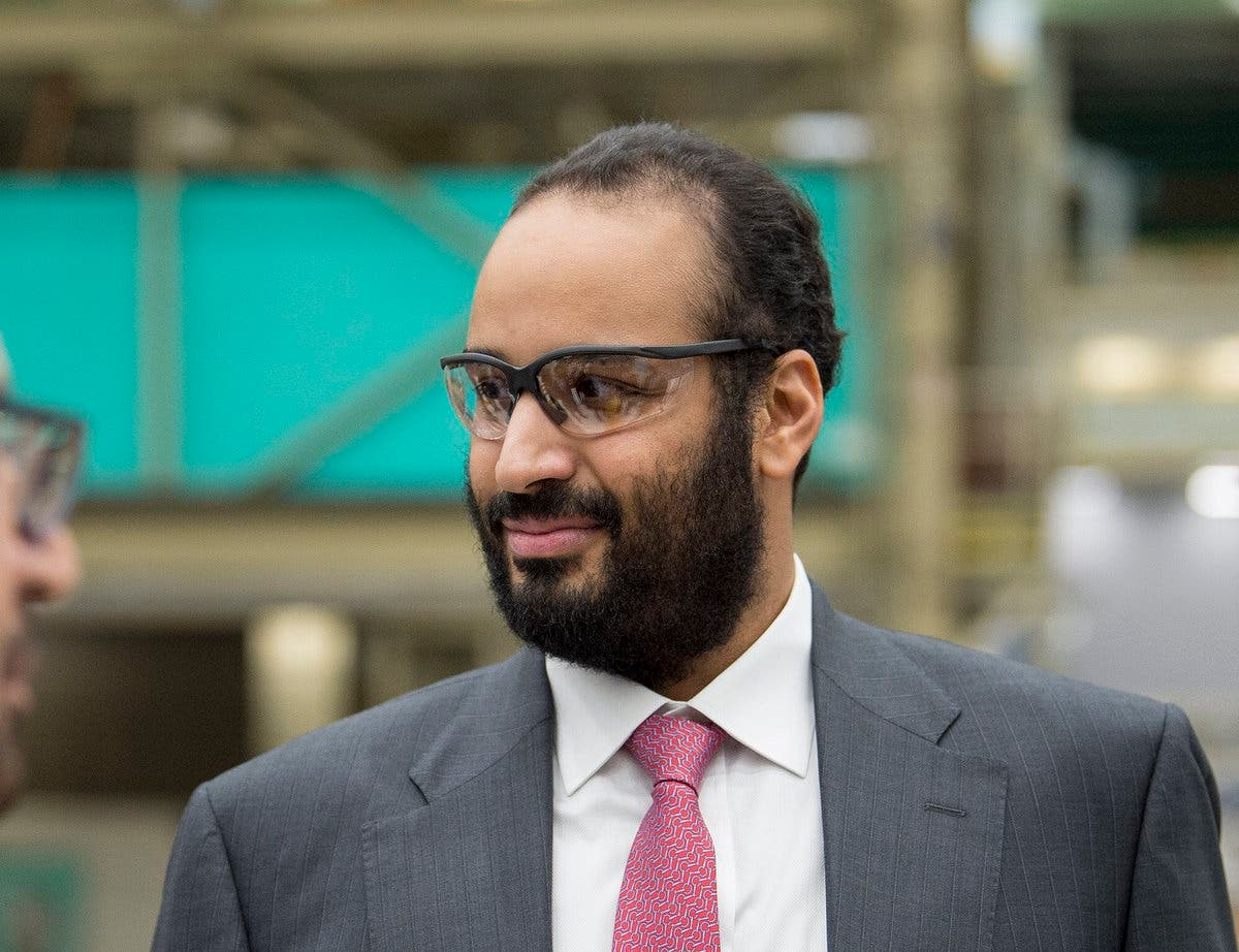 Saudi Crown Prince Patronizes Deal To Localize Military