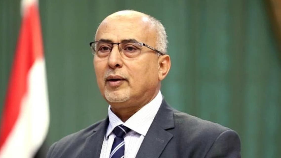Minister of Local Administration and Chairman of the Higher Relief Committee Abdel-Raqib Fath.