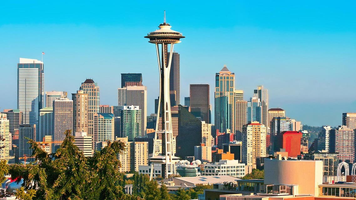 Seattle The city thrives on a variety of industries, including trade and tourism, hence leaving its mark on the US economy. (Shutterstock)