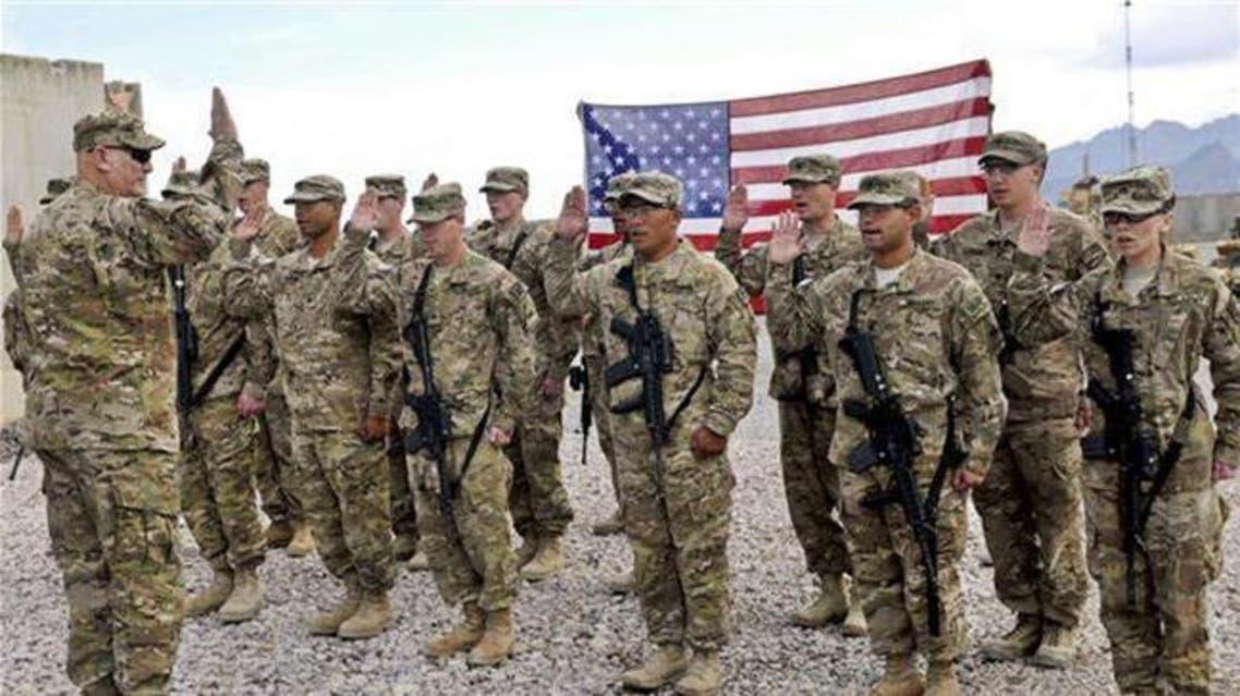 1 هزار سرباز جدید امریکایی به افغانستان رسیدند