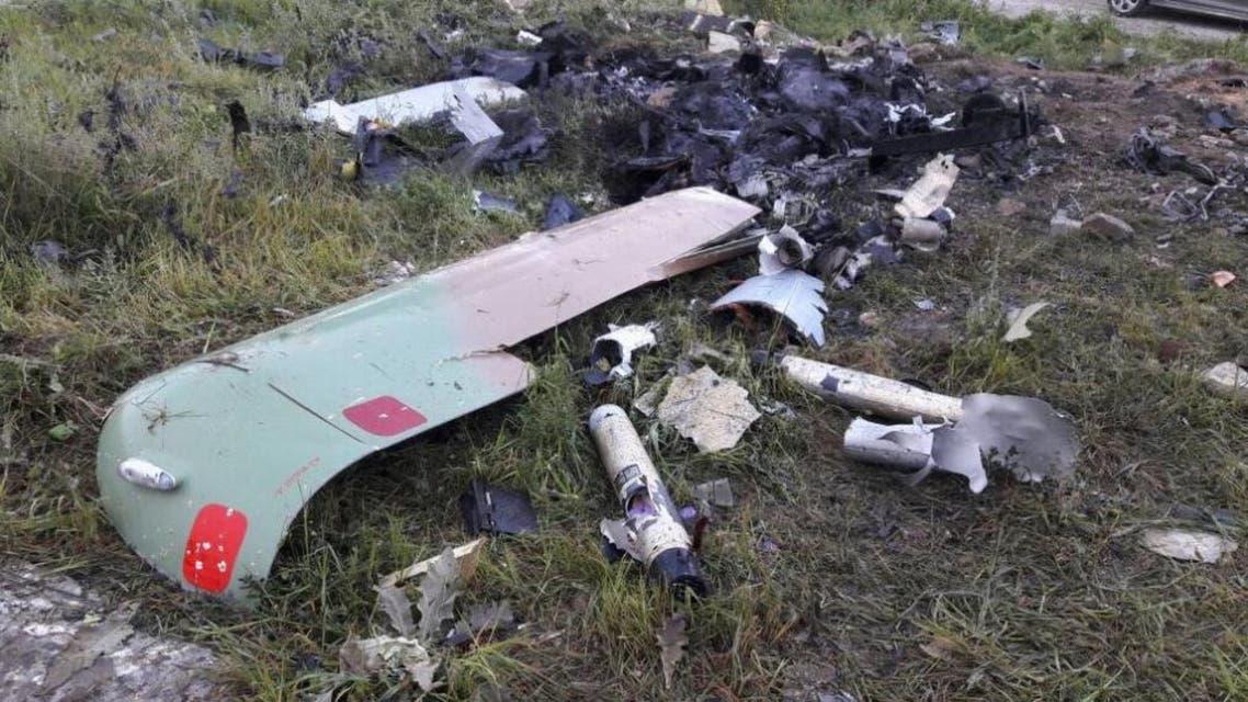 سقوط طائرة تجسس إسرائيلية دون طيار جنوب لبنان