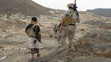 صعدہ کے جبل ردمان پر یمنی فوج کا کنٹرول